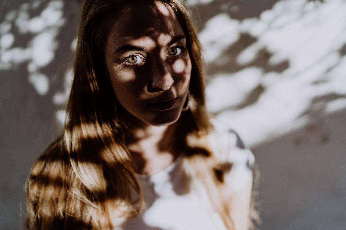 Portraitshooting wild lights photography